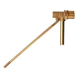 """Поплавковый клапан Remer 1/2"""" для высокого давления RR175"""