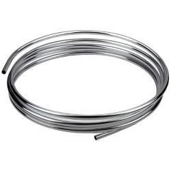 Труба Remer d14мм*5,0м  в бухте RR111 хромированная медь
