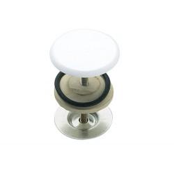 Заглушка декоративная для раковины Remer RR695Bi белая
