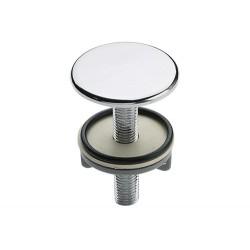 Заглушка декоративная для раковины Remer RR695 хром