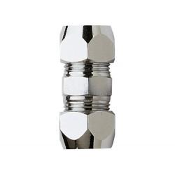 Фитинг цанга(10)*цанга(10) Remer RR125D