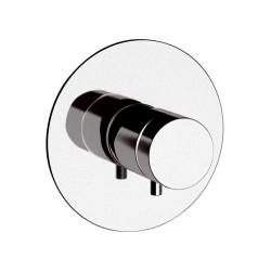 Смеситель для душа Remer RR NT30 встраиваемый Серия Minimal Thermo