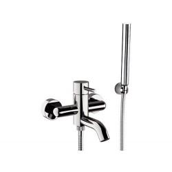 Смеситель для ванной Remer RR X02 Серия X Style