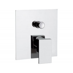 Смеситель для ванны и душа Remer RR QD09 встраиваемый Серия Q-Design