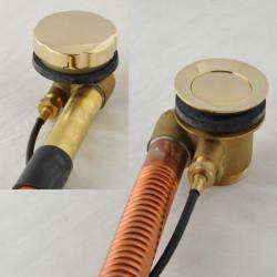 Обвязка латунная Remer автоматическая RR 96 DO золото
