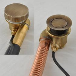 Обвязка латунная Remer автоматическая RR 96 VO бронза