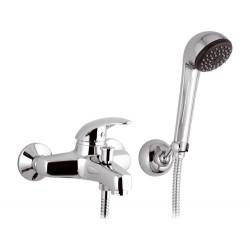 Смеситель для ванны Remer RR G02 Серия Giga