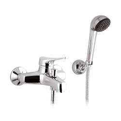 Смеситель для ванны Remer RR G02 4 Серия Giga Four