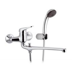 Смеситель для ванны Remer RR K49 Серия Kiss