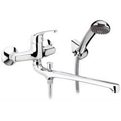 Смеситель для ванны Remer RR F49 2 Серия 35